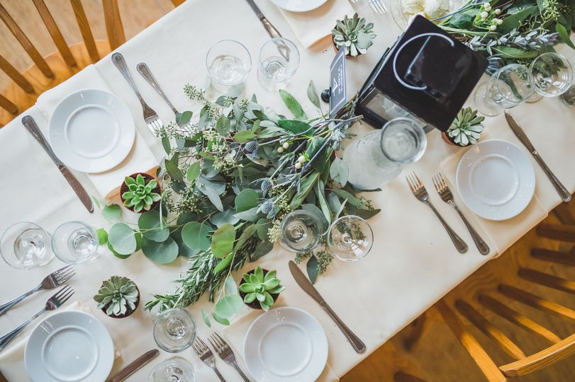 Table Settings - Plugovoy Photography