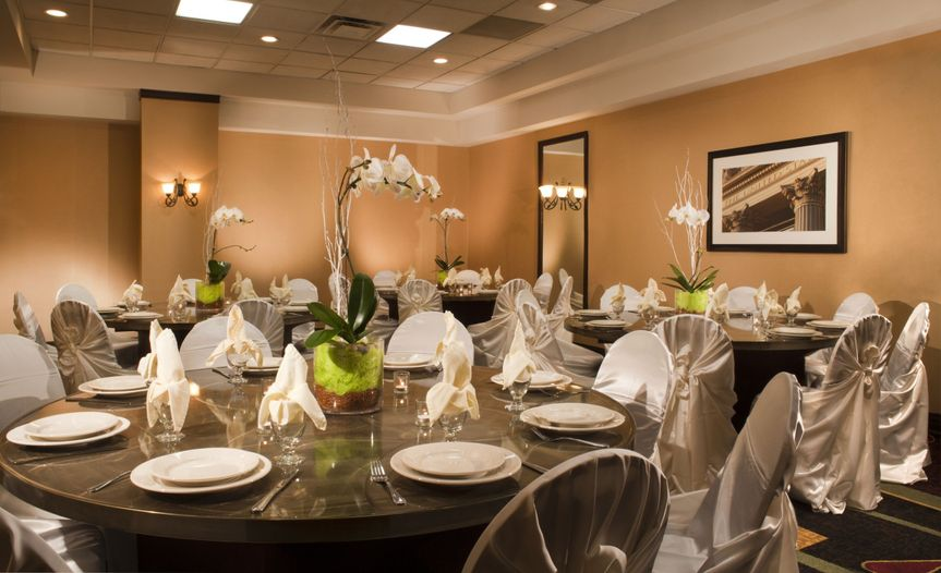 banquet room embassy suites dulles airpor