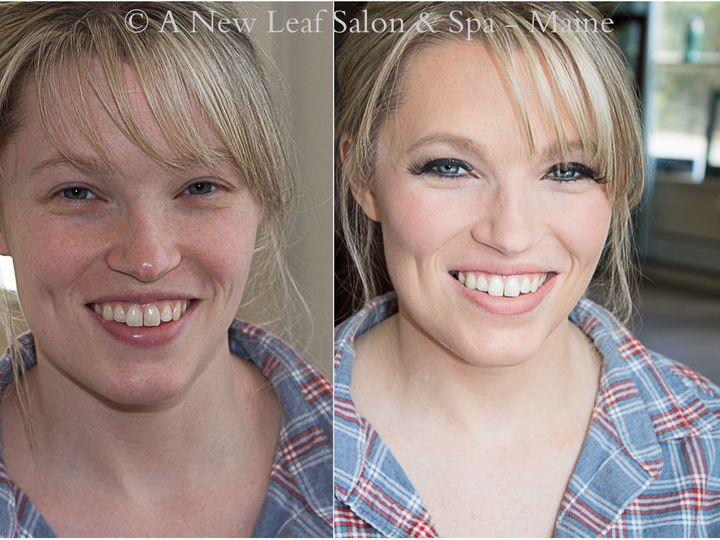 Tmx 1458354868274 Before After Caitlin Hollis Center wedding beauty