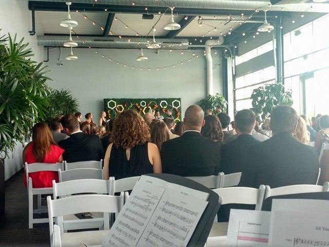 Detroit Riverfront Wedding