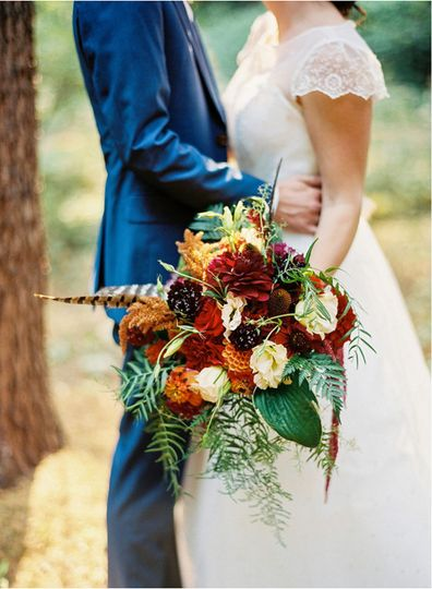 Wedding bouquet | Ryan Flynn Photography