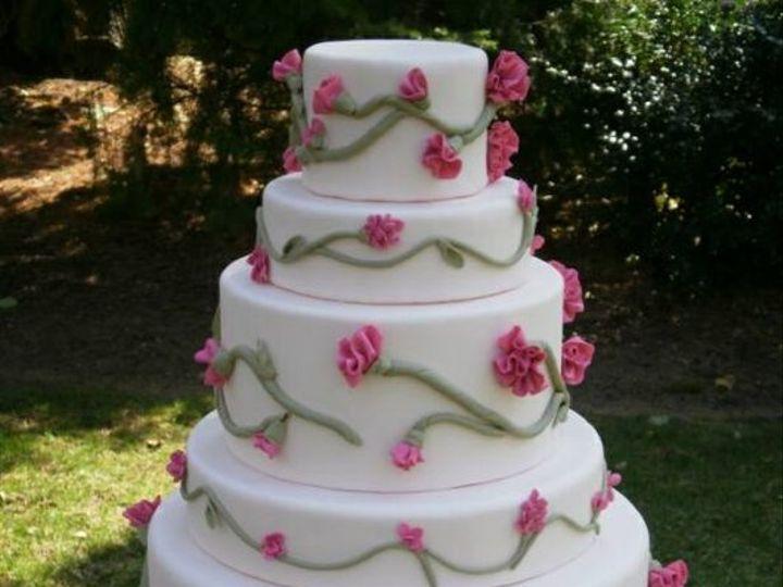 Tmx 1332934528238 P4020190op615x696 Oradell wedding cake