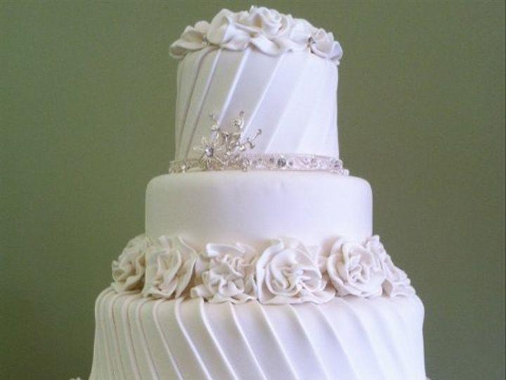 Tmx 1332934549827 IMG0215 Oradell wedding cake
