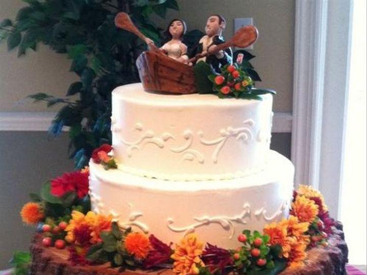 Tmx 1332934592515 IMG0088 Oradell wedding cake