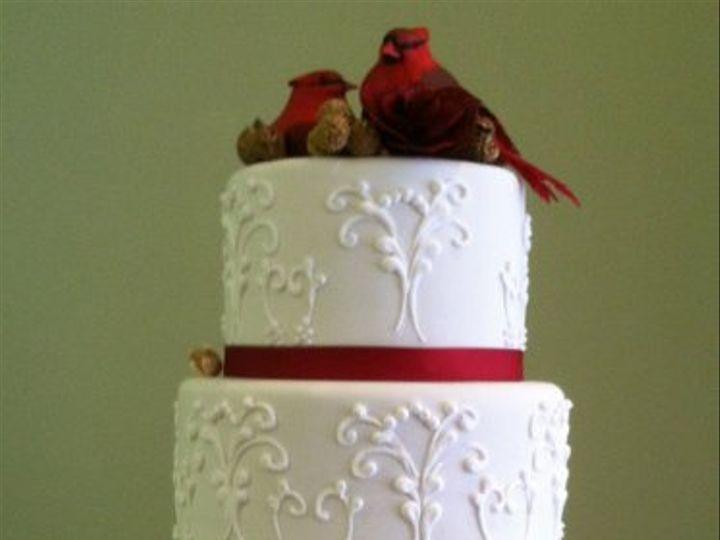 Tmx 1332934637853 IMG0262 Oradell wedding cake