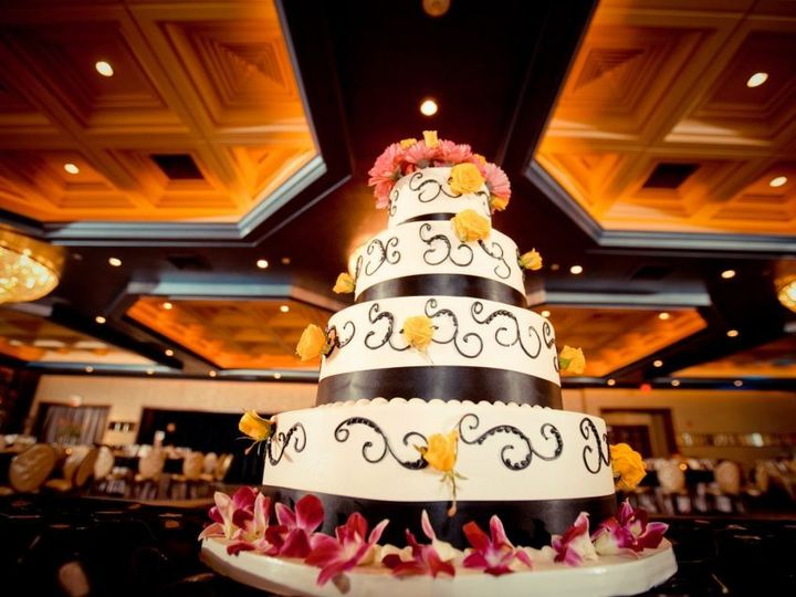 Tmx 1373301771416 Jackie And David Cake Somerset, NJ wedding venue