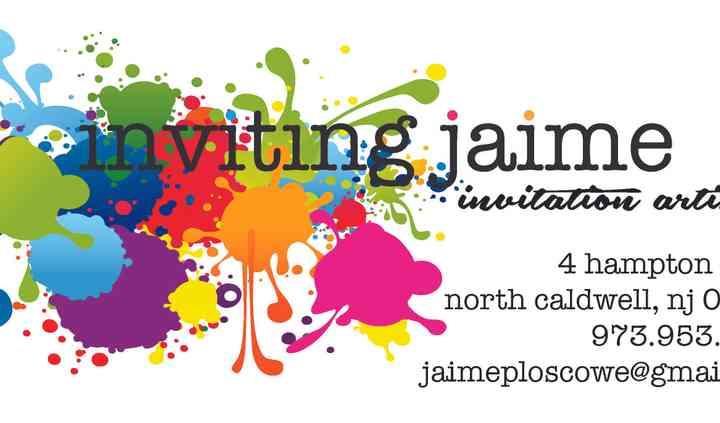 Inviting Jaime
