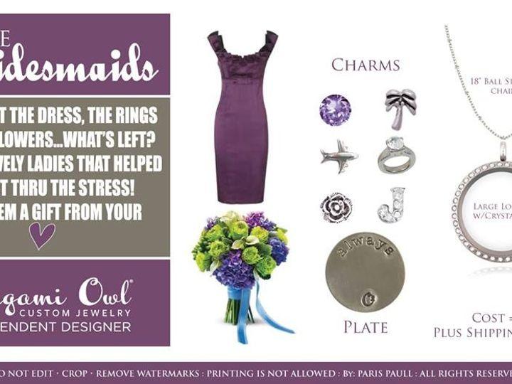 Tmx 1381255319119 Bridesmaid Ad Corona wedding jewelry