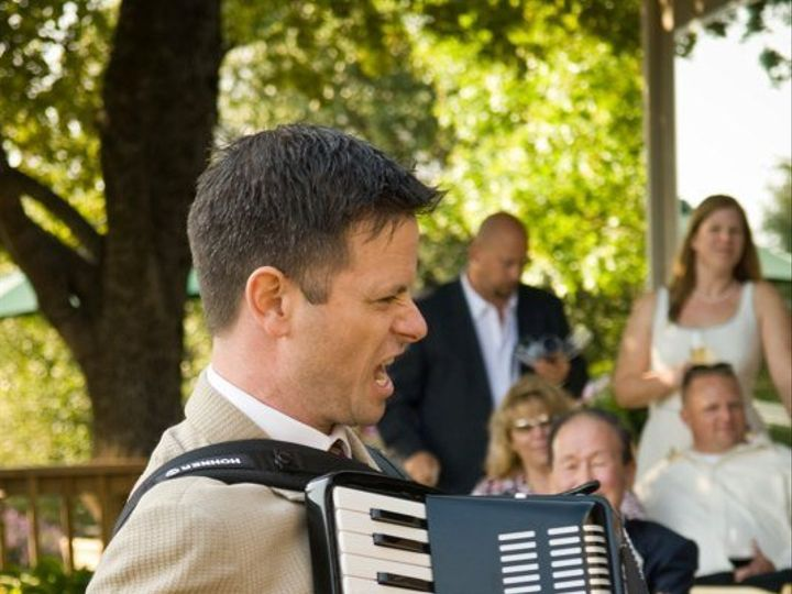 Tmx 1354728350961 PaulAccordion Jersey City wedding ceremonymusic