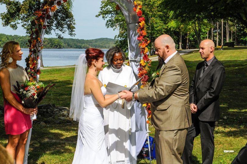 A Joyful Ceremony