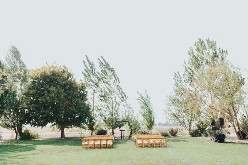 Wedding yard