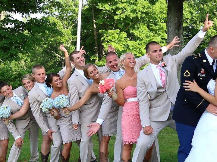 Tmx 1515597576 9974516b82e1868d 1515597575 50fa1d7af1ccd569 1515597572562 1 Weddingparty2 Keene, New Hampshire wedding videography