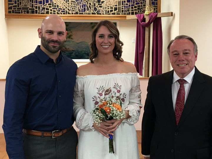Newlyweds and Dr. Carr