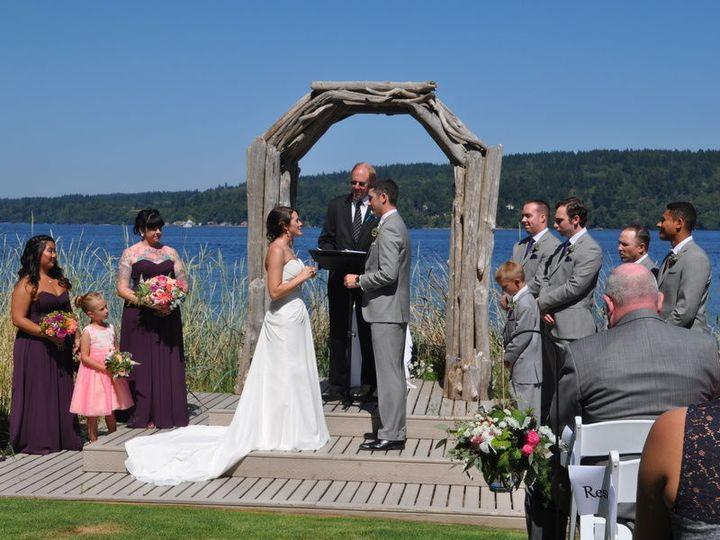 Tmx 1519335504 C0a70069c165b138 1519335503 34fd4bc4ce9d875f 1519335492729 9 Devin And Katie En Lakewood, Washington wedding officiant