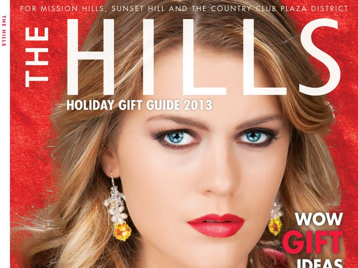 Tmx 1386801579895 The Hills 2013 Gift Guid Kansas City wedding beauty