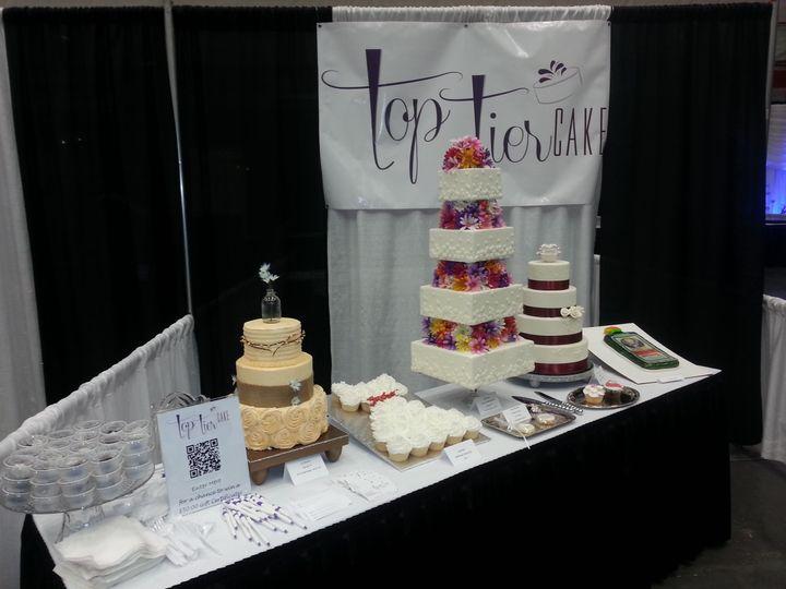 Tmx 1395110681036 Celebration Of Style 201 Sauk Rapids wedding cake