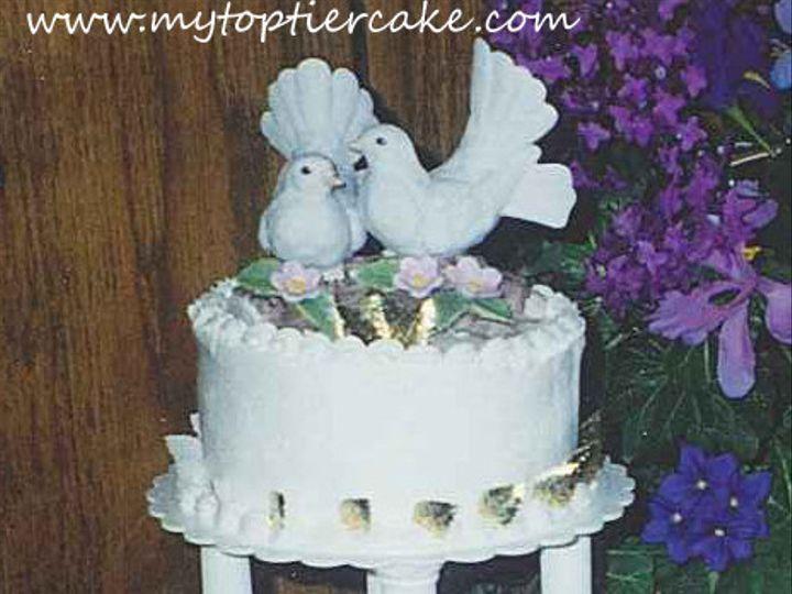 Tmx 1395110850798 50th Anniversaryedited  Sauk Rapids wedding cake