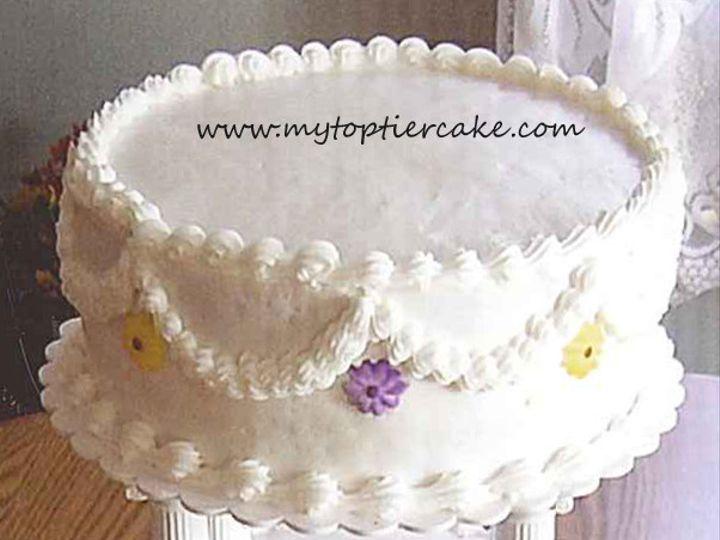 Tmx 1395110952147 Daisey 2 Tieredited  Sauk Rapids wedding cake