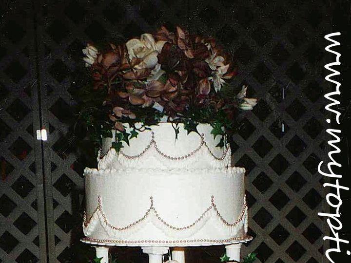 Tmx 1395111336524 Tall Weddingedited  Sauk Rapids wedding cake