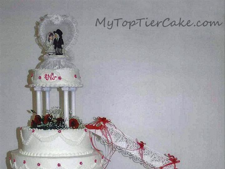 Tmx 1395111376423 Wededited  Sauk Rapids wedding cake