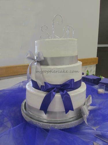 Tmx 1395111380349 Wedding Bows 3 Tie Sauk Rapids wedding cake