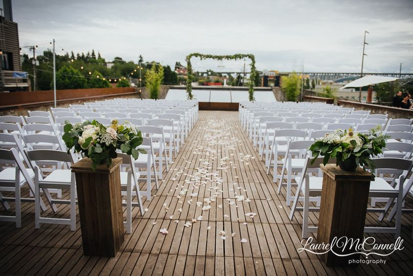 Fremont foundry events venue seattle wa weddingwire for Fremont wedding venues