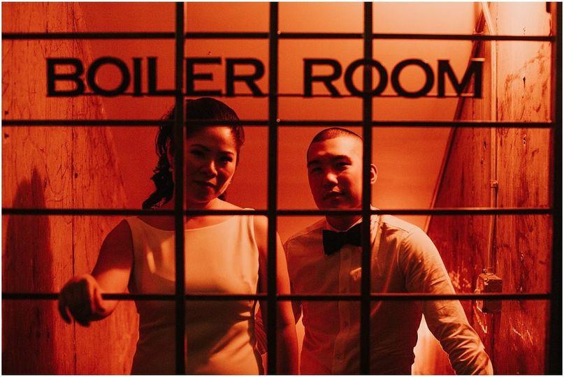 Boiler Room Photos