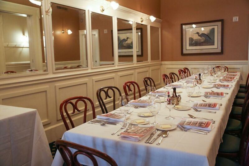 Iberville & Bienville Rooms can be combined
