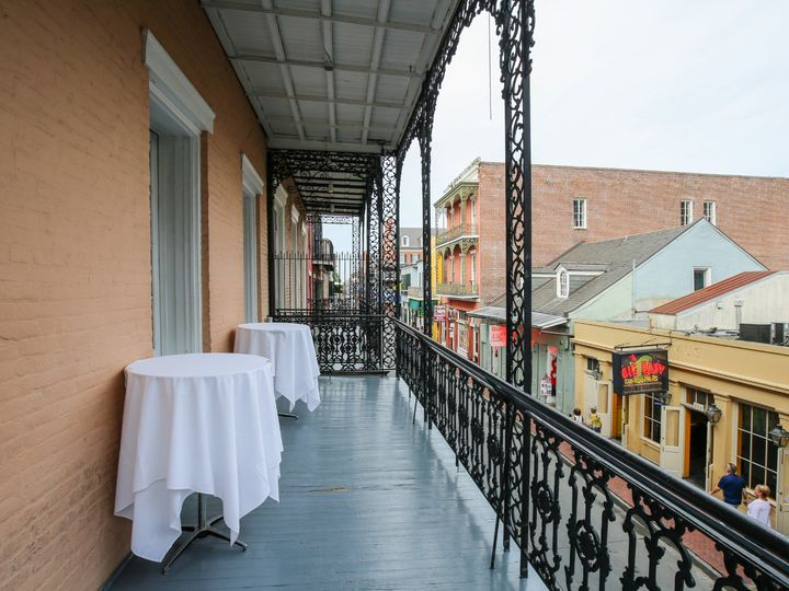 Tmx Balcony Room Balcony 3 51 319306 157747631765123 New Orleans, LA wedding venue