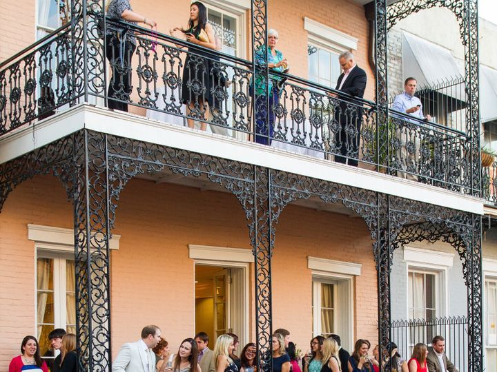 Tmx Balconyshot 51 319306 157747622689400 New Orleans, LA wedding venue