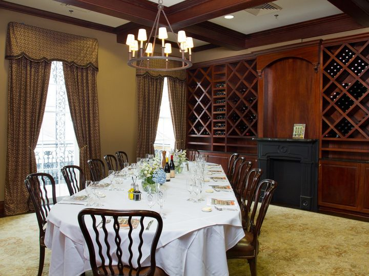 Tmx Wine Room Mantle 12g 51 319306 157747639738365 New Orleans, LA wedding venue