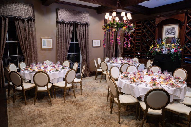Wine Room 30 guests