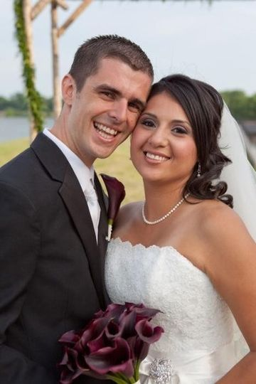 Mr. and Mrs. Boales Wedding 5-6-12 photography taken by Dallas Digital