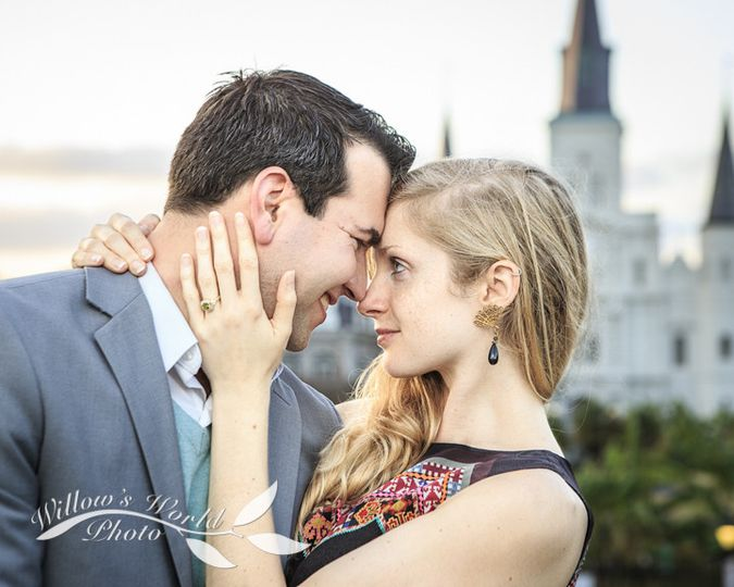 new orleans wedding and engagement photos 2