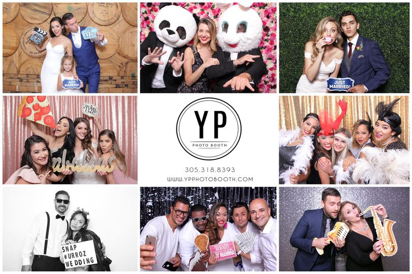YP Photo Booth