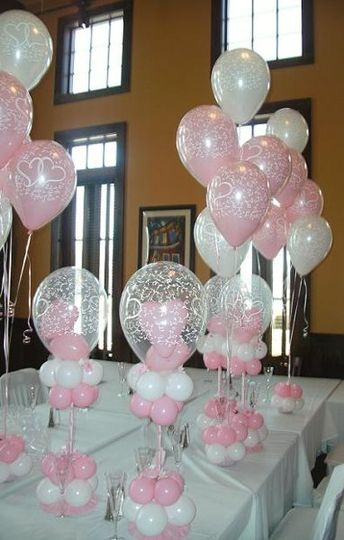 Centerpiece, Gift Table, Head Table Design
