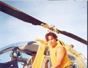 Yes the chopper was real.   Sometimes too real, & hard work too, but fun.   If I can handle the...