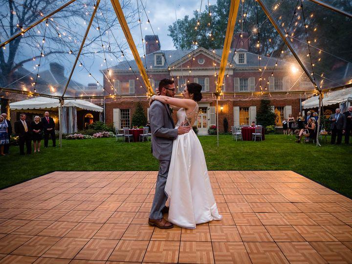 Tmx Dance Floor Upper Garden 51 982406 161003357156672 Wilmington, DE wedding venue