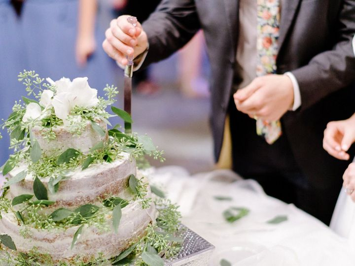 Tmx 1517196991 4630a5fc9d567e43 1517196990 96f1b6610007707b 1517196989017 3 Wedding Wire 3 Houston, TX wedding cake