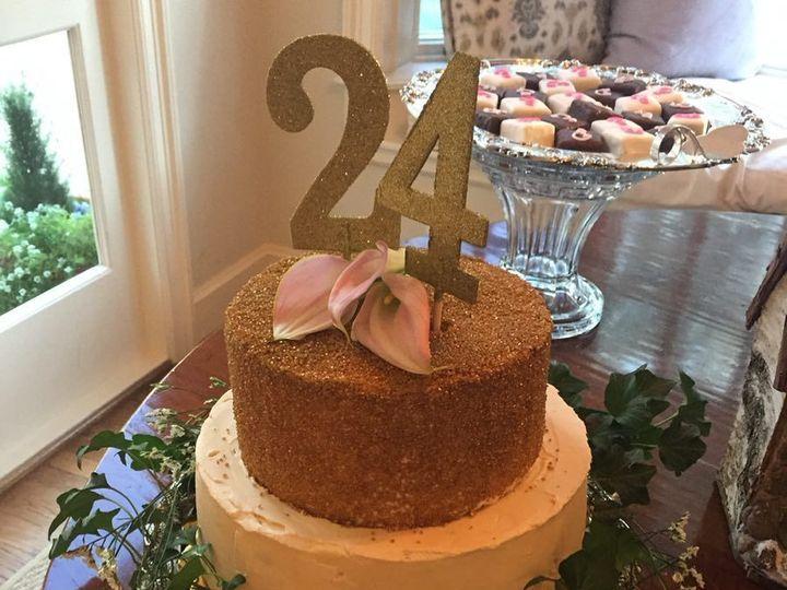 Tmx 1517197822 D9565f18411e6fa1 1517197821 752d1917e95380d5 1517197820141 5 Wedding Wire 10 Houston, TX wedding cake