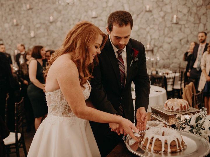 Tmx Tiffany And John 2 51 992406 1555392329 Houston, TX wedding cake