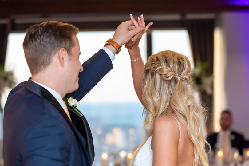First Dance View