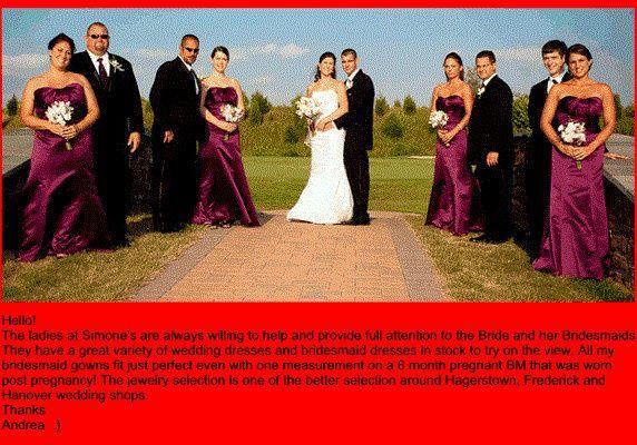 Tmx 1463173004153 Andrea Hanover, PA wedding dress