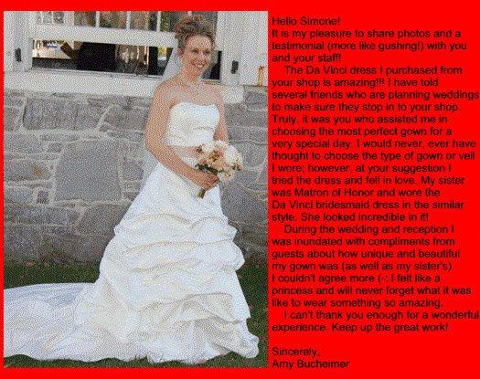 Tmx 1463173379660 Amy Bucheimer Hanover, PA wedding dress