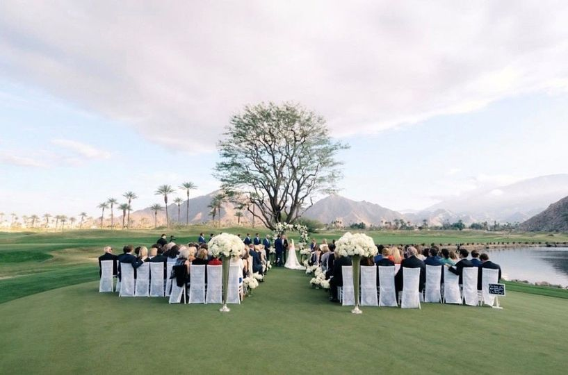 Outdoor wedding | Steve Steinhardt Photography