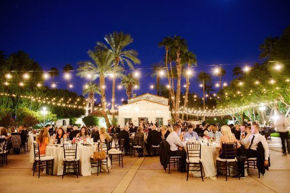 Evening celebration | Krista Mason Photography