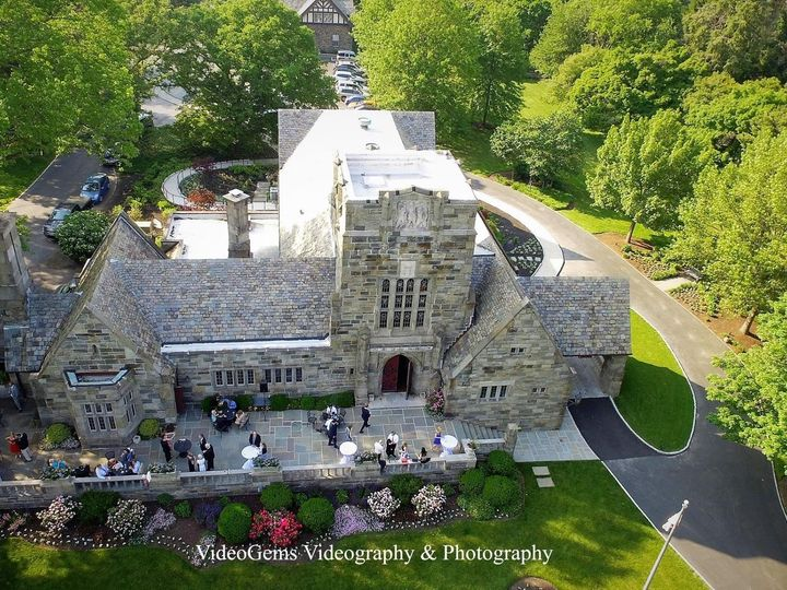 Tmx 1477061544523 Drone1 Merion Station, Pennsylvania wedding venue