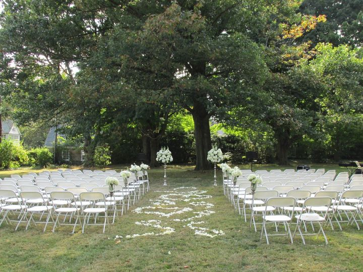 Tmx 1477062647982 Burd0160 Side Lawn Merion Station, Pennsylvania wedding venue