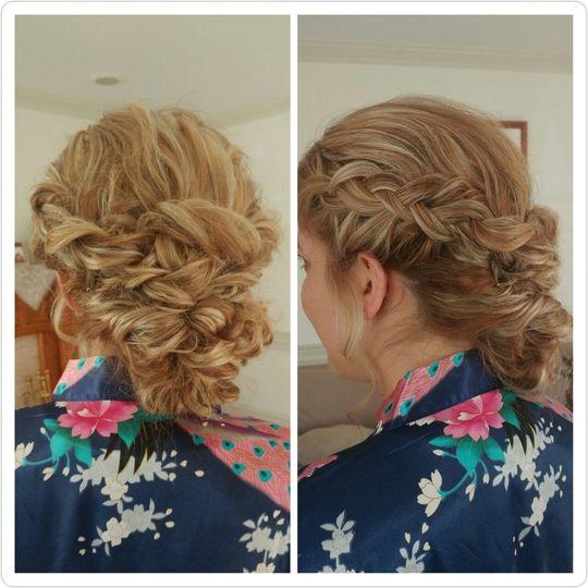 PinMeUp Hair & Makeup