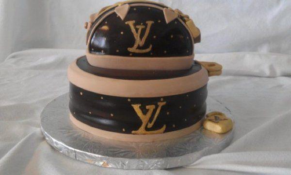 LV Signature Cake